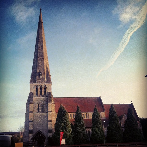 Holy Trinity Church de Millbrook