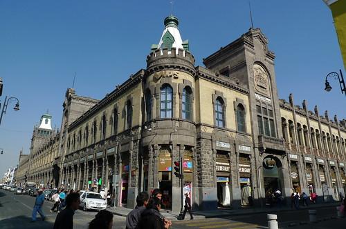 Mercado Victoria - Puebla, Mexico