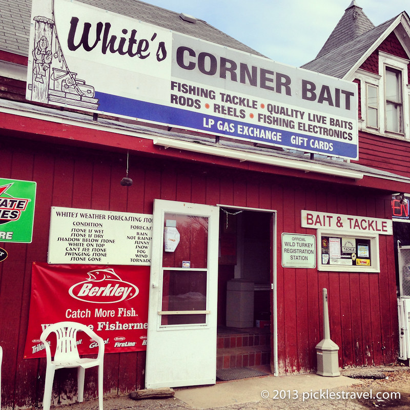 White's Corner Bait Shop