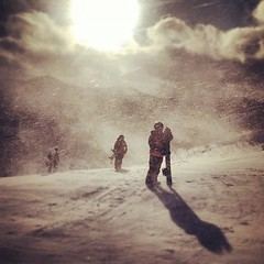 #missioning around #hokkaido. Relishing the last days of deep #pow