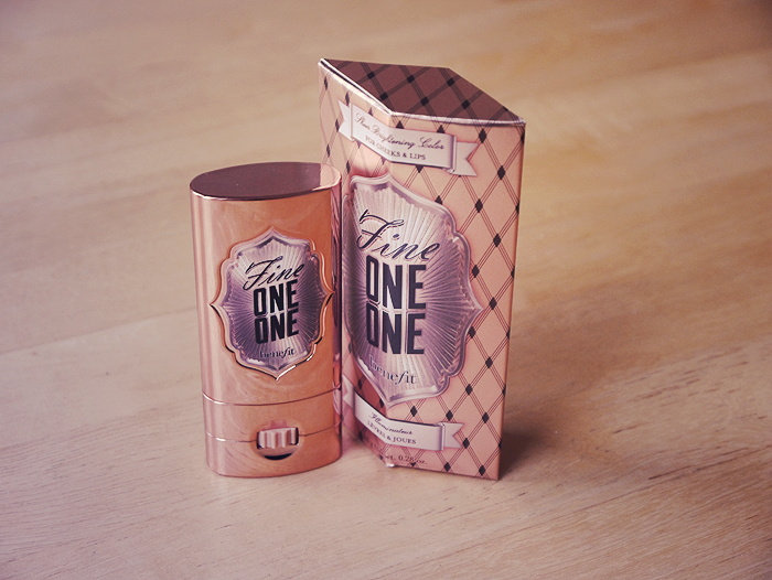 benefit fine one one review 4