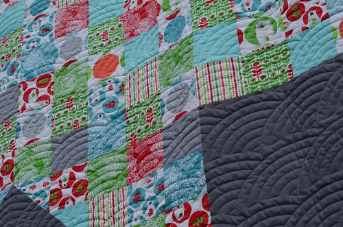Brrr! Made in Cherry by Poppyprint