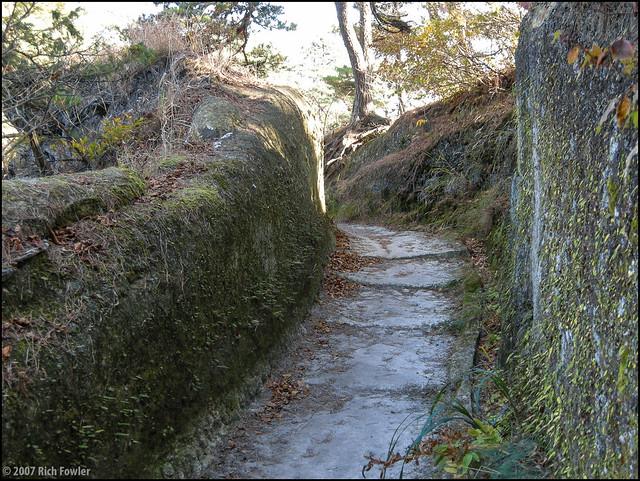 Path to Oshima
