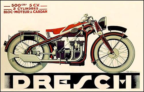 1935 Dresch Deco by bullittmcqueen
