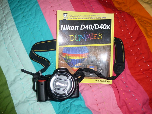 Nikon D40 book