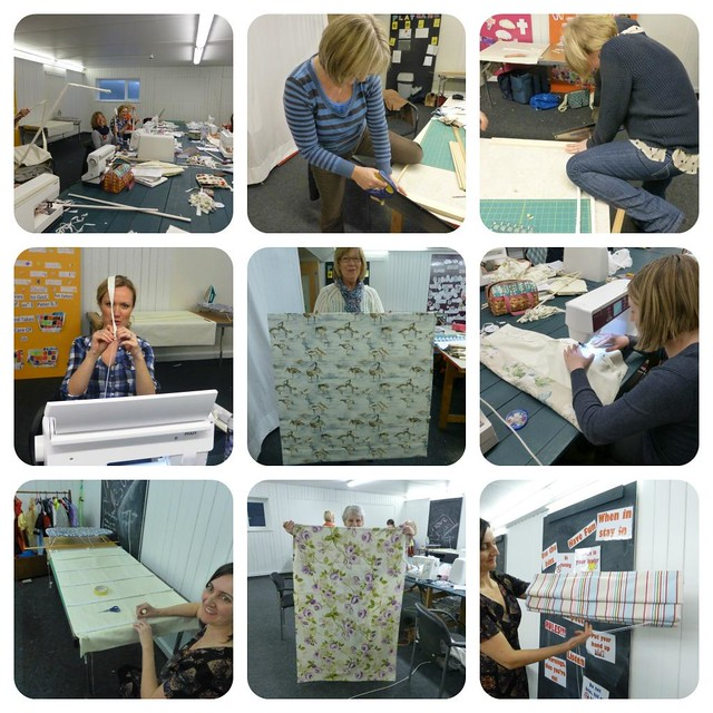 Roman Blind Workshop Jan13