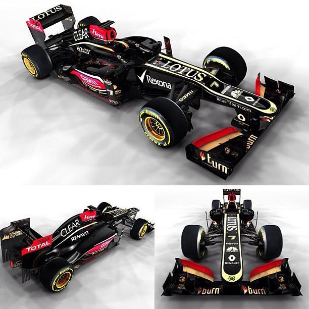 Lotus E21!!! ❤ #f1 #lotus_f1team #lotus #e21 #räikkönen #grosjean #enstone #rexona #burn #car #photo #formula1 #formulaone #beautiful #igers #igaddict #instagramers #picoftheday #photooftheday #instagood #instamood #pirelli #motorsport #renault #bestofthe