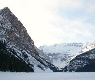 Lake Louise & Victoria Glacier, Banff National Park, Alberta