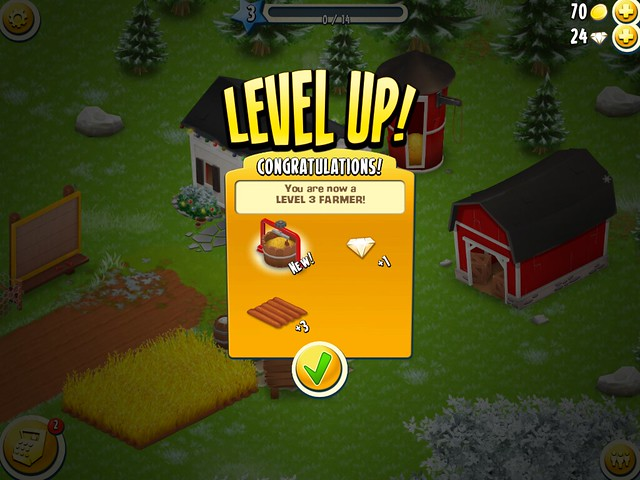 Hay Day - Level Up
