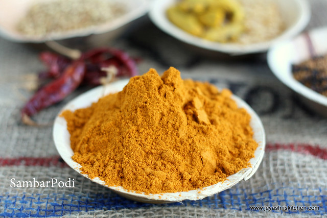 Sambar powder 2