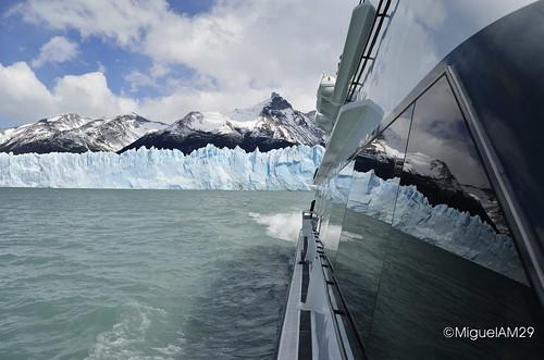 Patagonia: Parque Nacional de los Glaciares (Glaciar Perito Moreno)