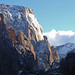 The Great White Throne by ZionNPS