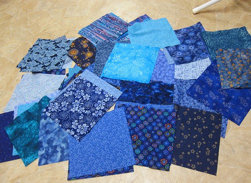 Makin' another quilt