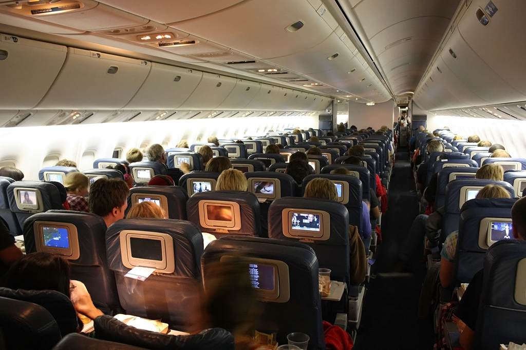 Photos Of Airline Seats And Cabin Interiors Page 19