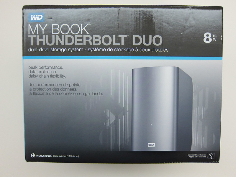 Western Digital My Book Thunderbolt Duo Review