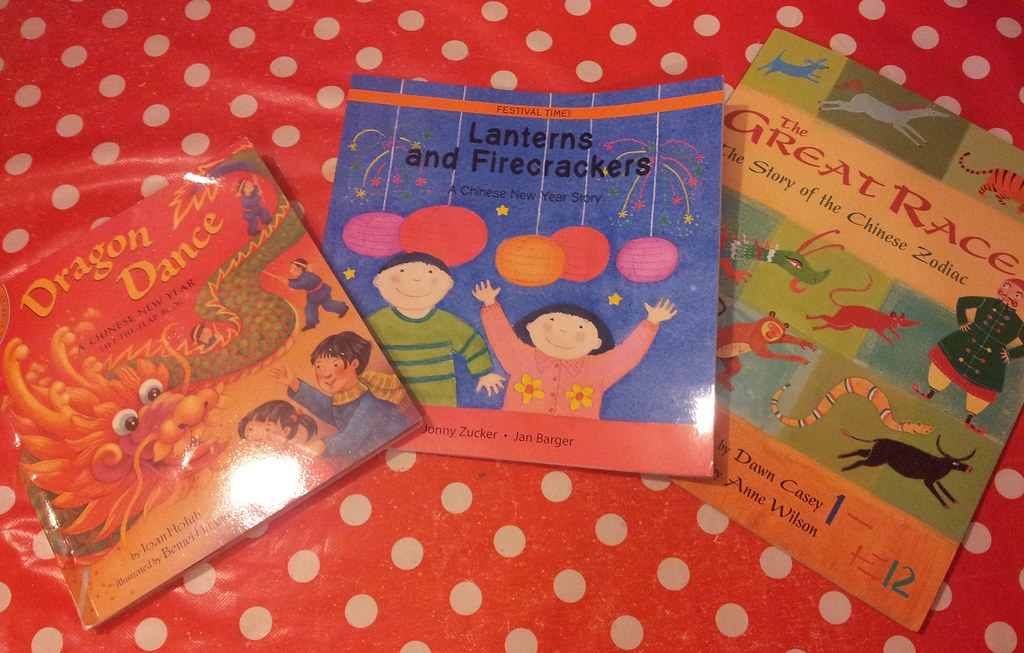 Chinese new Year Books The Great Race