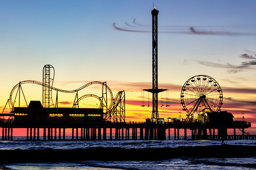 The Pleasure Pier - Matt Harvey