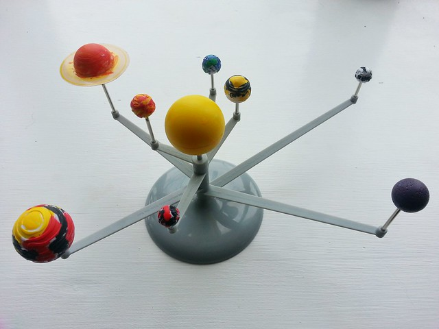 store available solar system model - photo #3