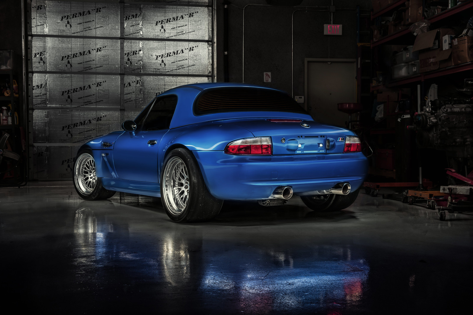 Ls1 Swapped Bmw Z3