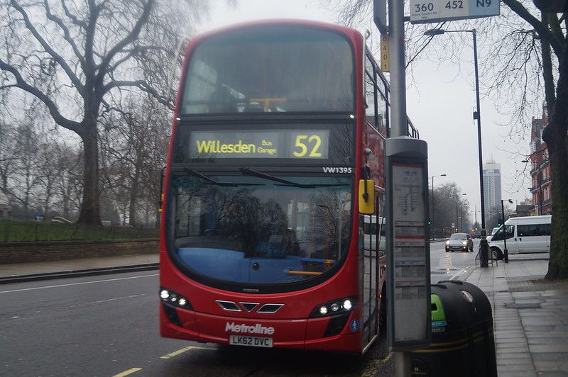Wltm Transport Blog Route 52 New Buses 11 02 13