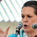 Sonia Gandhi campaigns in Nagaland 01