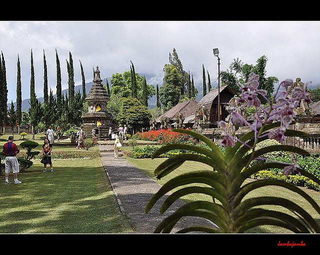 Tempio di Ulun Danu Beratan - Ulun Danu Beratan Temple - Pura Ulun Danu Beratan