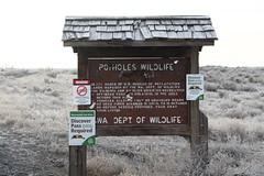 Potholes Wildlife Area