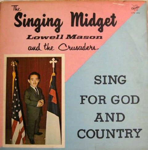 The singing midget