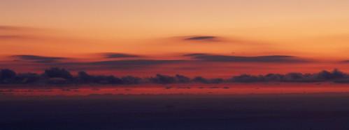 sunset seascape clouds atardecer nubes tarifa atlantico straitofgibraltar estrechodegibraltar lenticulares
