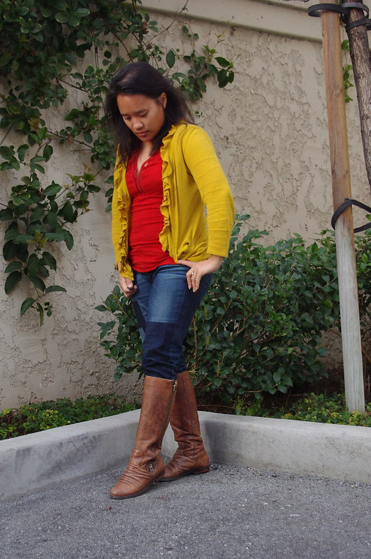 OOTD: Patchwork