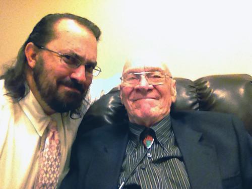Eric Howton & Bill Valentine Dinner 2013