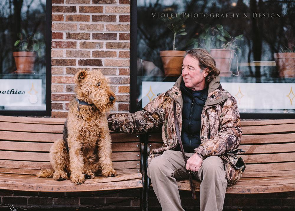 Jay & His Dog
