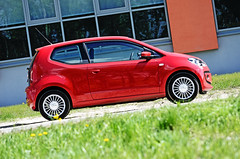automobile, wheel, supermini, volkswagen, vehicle, automotive design, subcompact car, volkswagen up, city car, compact car, land vehicle,