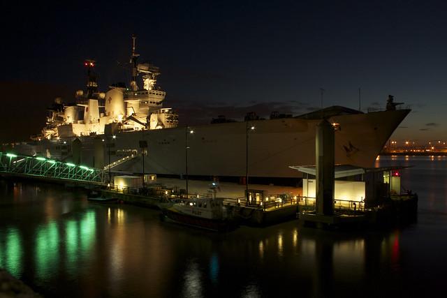 46/365 HMS Illustrious