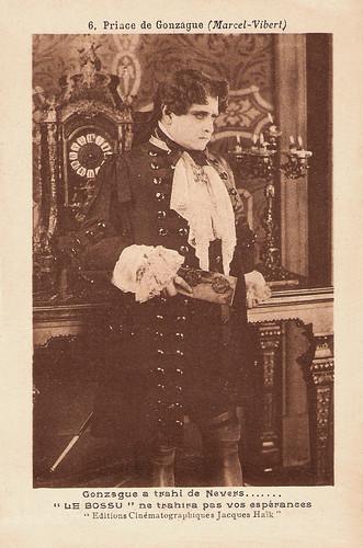 Marcel Vibert, Le Bossu