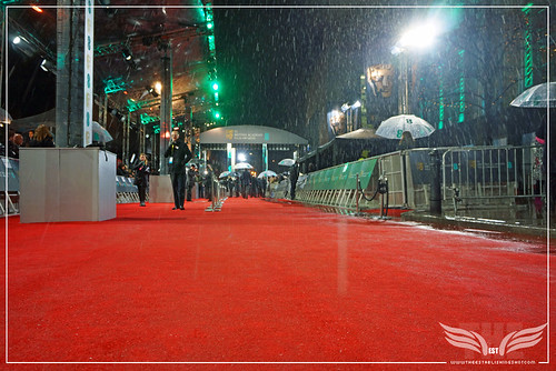 The Establishing Shot: EE BAFTAs RED CARPET BEHIND THE SCENES by Craig Grobler