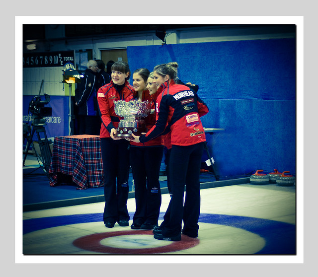 Scottish Women's Curling Championship Final 2013