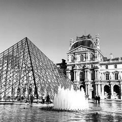 Obligatory Louvre photo.