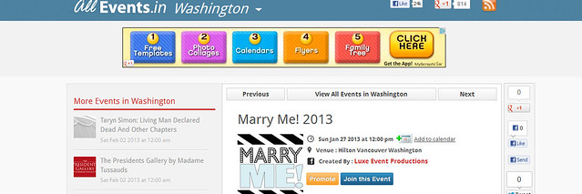 Marry Me 2013 Buzz!