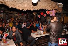 Karaoke @ de La finca Moca