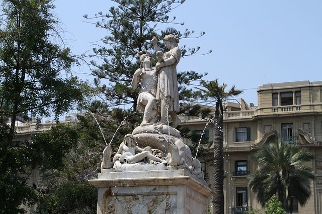 Santiago-Plaza de Armas