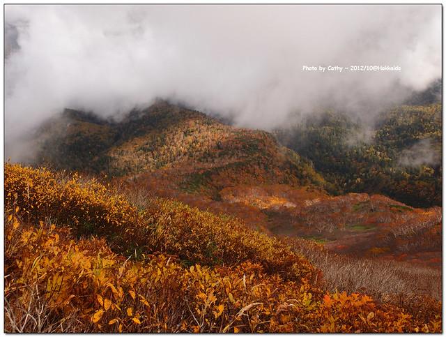 層雲峽-9