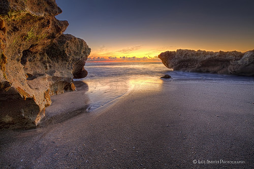 The Warm Glow of a Sunrise by smittysholdings