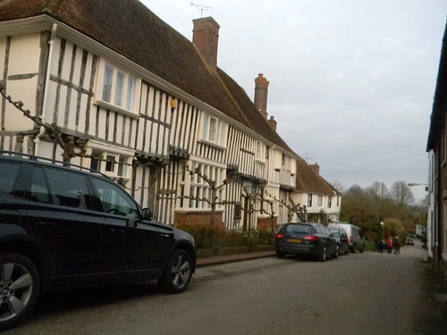Houses, Chilham