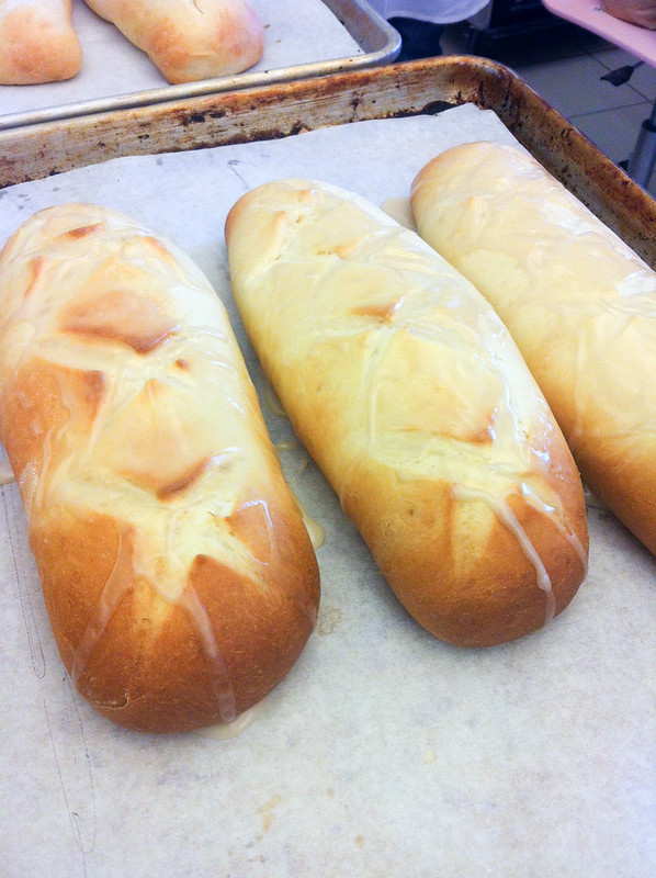 The Little French Bakery: Morning Breads Class
