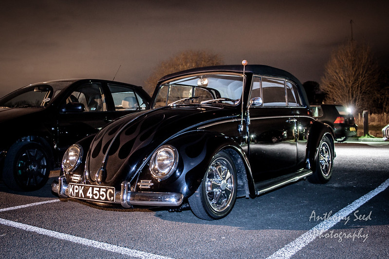 Unphased Feb - VW Beetle Convertible