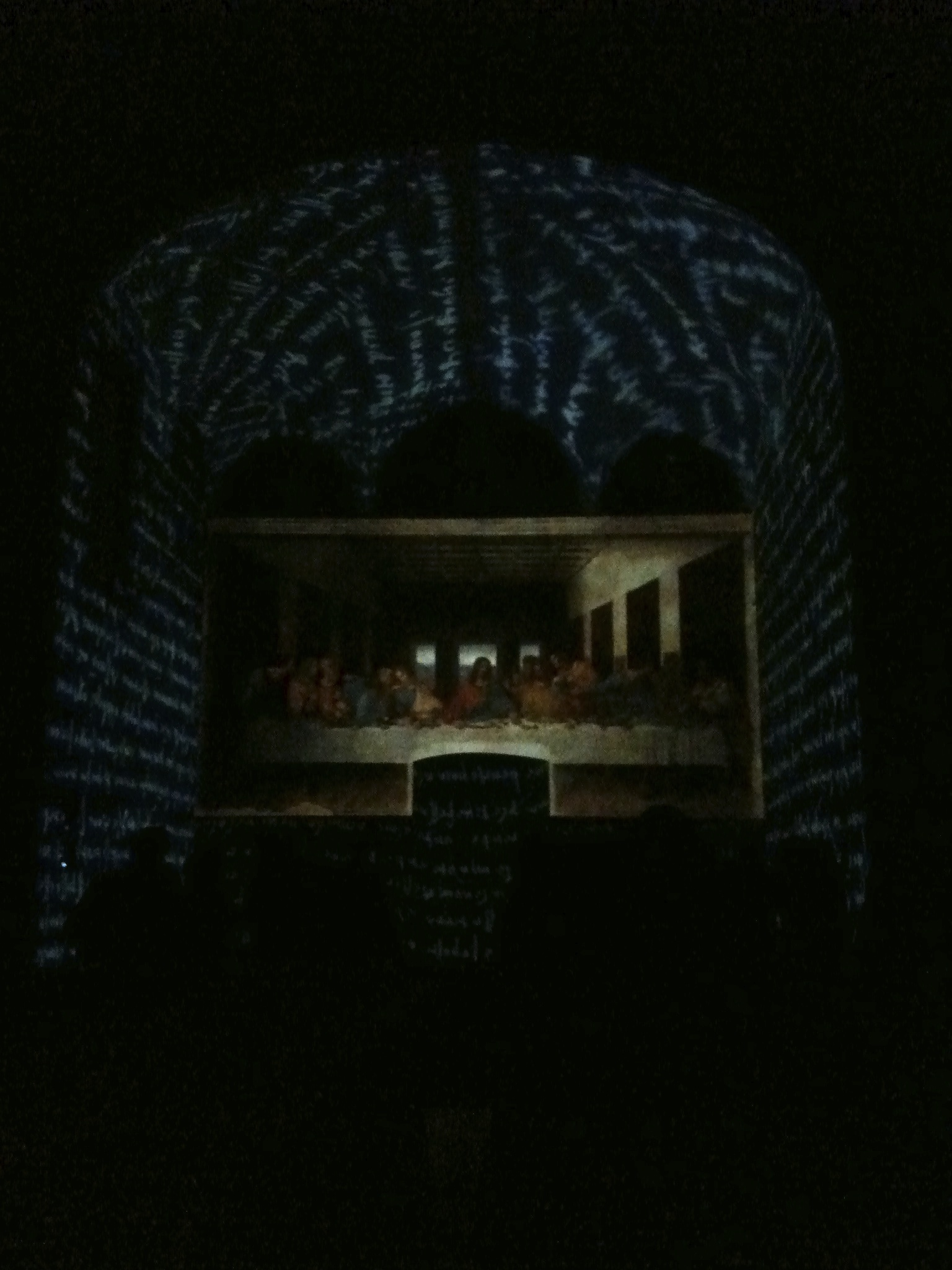 Leonardo's Last Supper: A Vision by Peter Greenaway