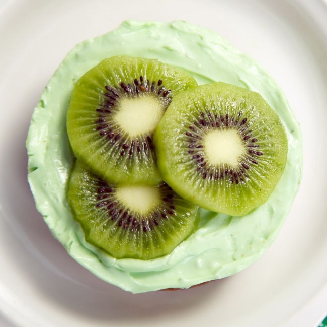 Kiwi Lime Tart square