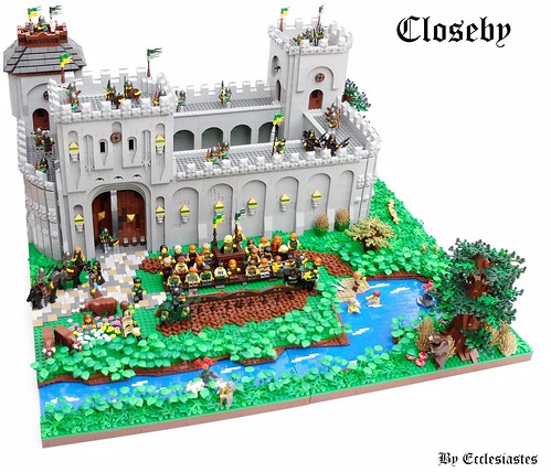 Closeby by 'Ecclesiastes