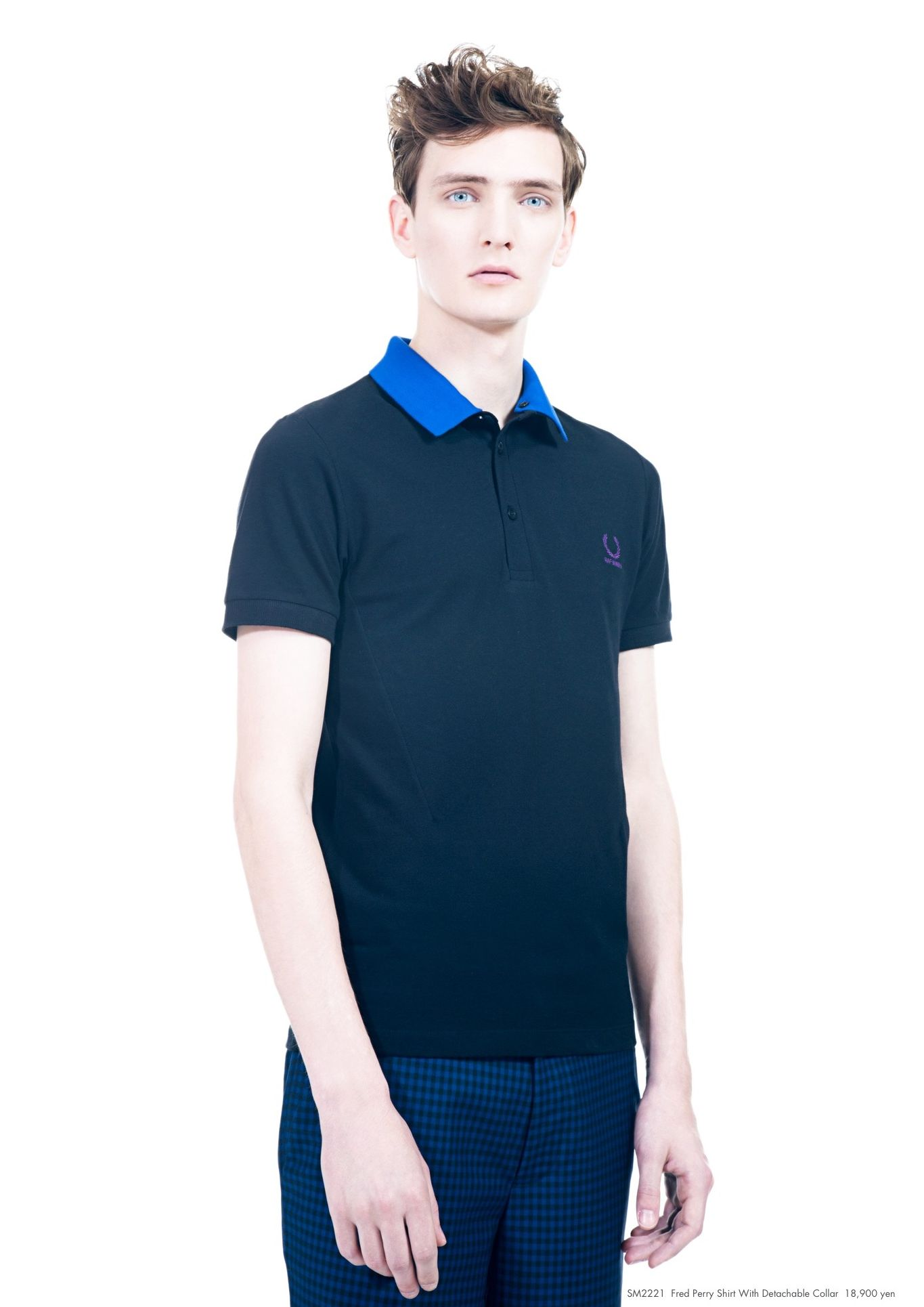 Yannick Abrath0048_Raf Simons × Fred Perry SS13